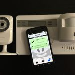 New major update to Alarmhandler app - only app for both SMS and IP camera control