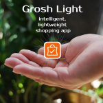 Launching next generation of shopping app Grosh